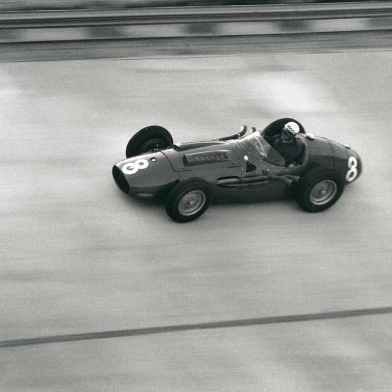 BEHAR, MONZA 500, ITALY, 1957
