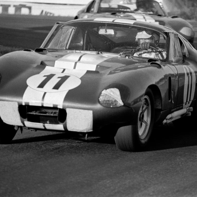 GURNEY, COBRA DAYTONA, LE MANS, 1965