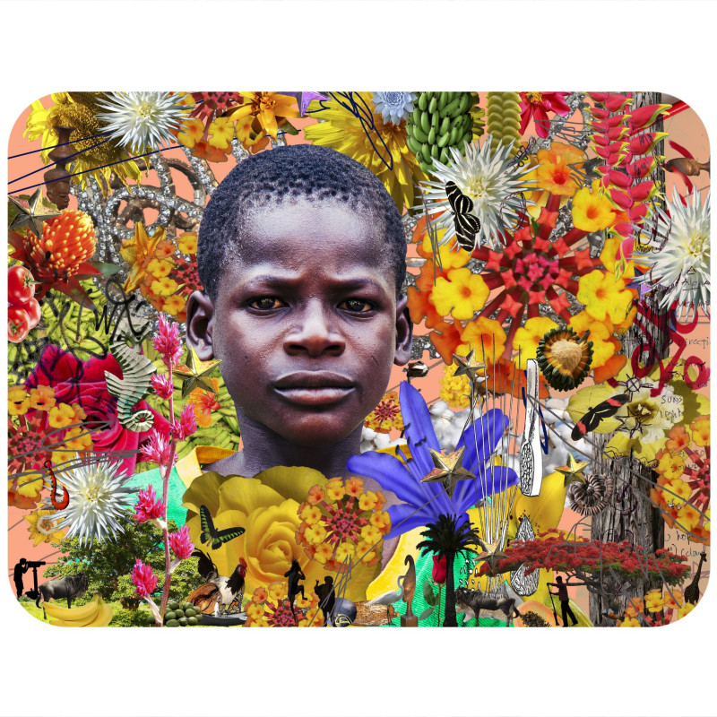 (330) Burkina Fasso foundation commision, 2017