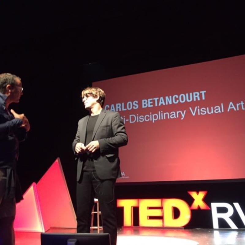 (329) TEDxRV Talk, 2017