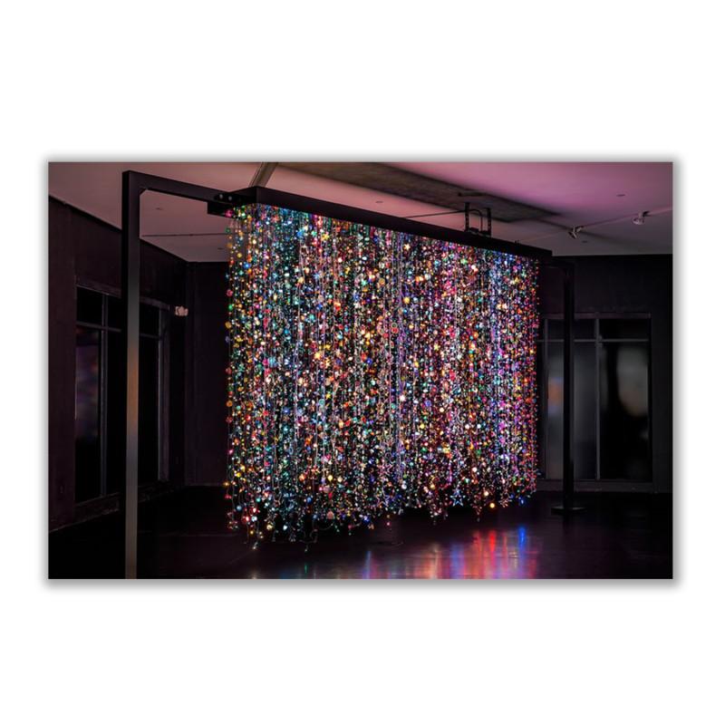 Mancini's Curtain (Future Eternal Process Ritual), 2018