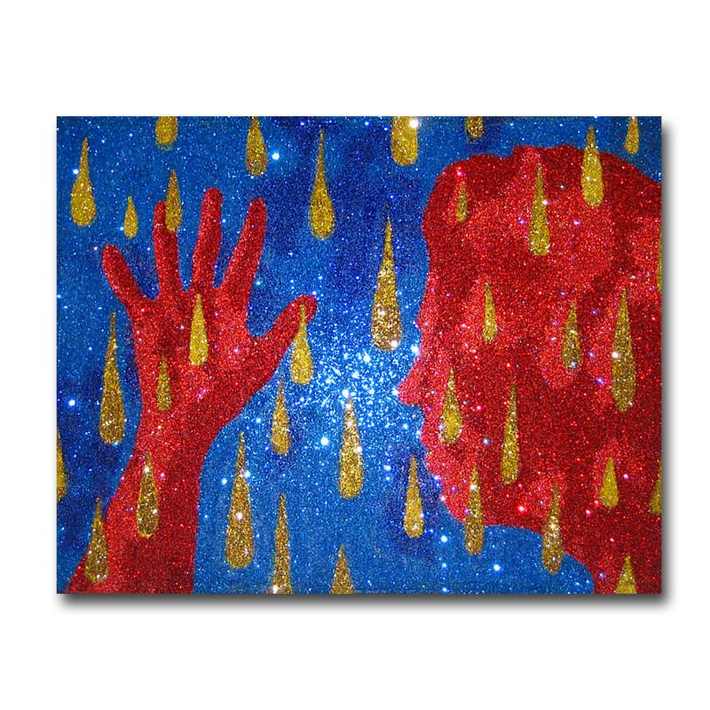 Pretty Rain, (Lowe Museum Auction) 2008