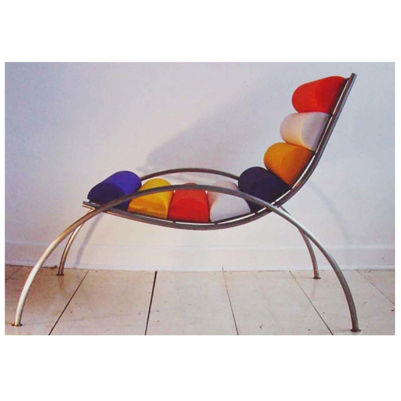 La Silla Centrust and other furniture, 1980's-1990's
