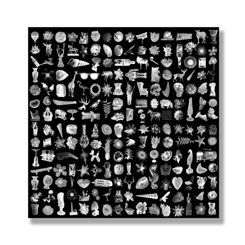 Isolated Memories - I, patrones y objetos, 2009-2011