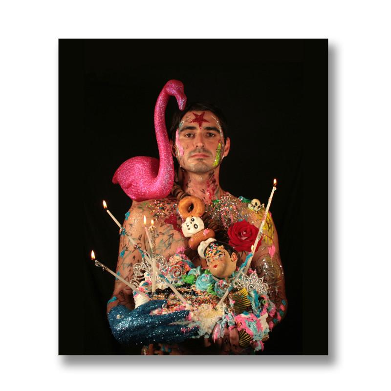 Portrait Series - Jose Diaz, 2007