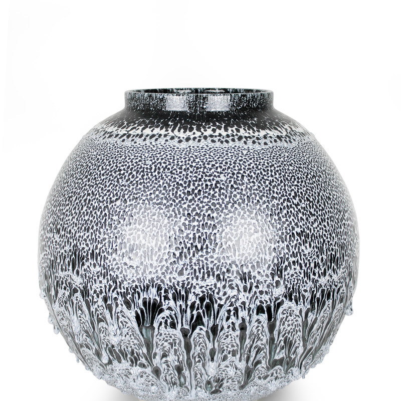 Albert Montserrat, Winter Jar, 2019