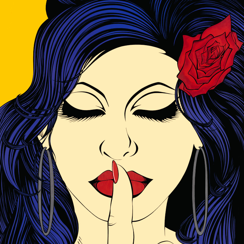 Deborah Azzopardi, Love is the Answer..., 2016