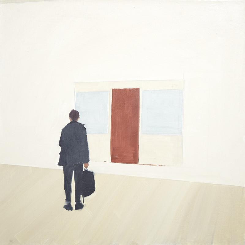 Christabel Blackburn, Man, Saatchi Gallery, 2016