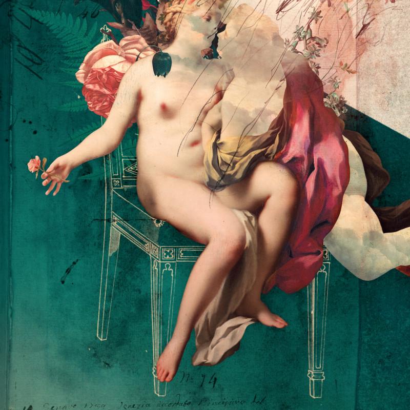 Eduardo Recife, The Surrender of Cupid, 2019