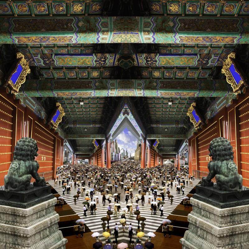 Tom Leighton, Forbidden City, 2014