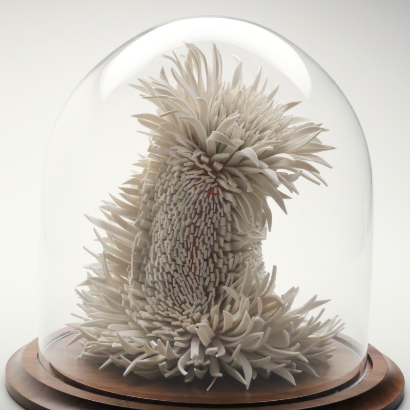 Zemer Peled, Flowered Lions 3, 2015