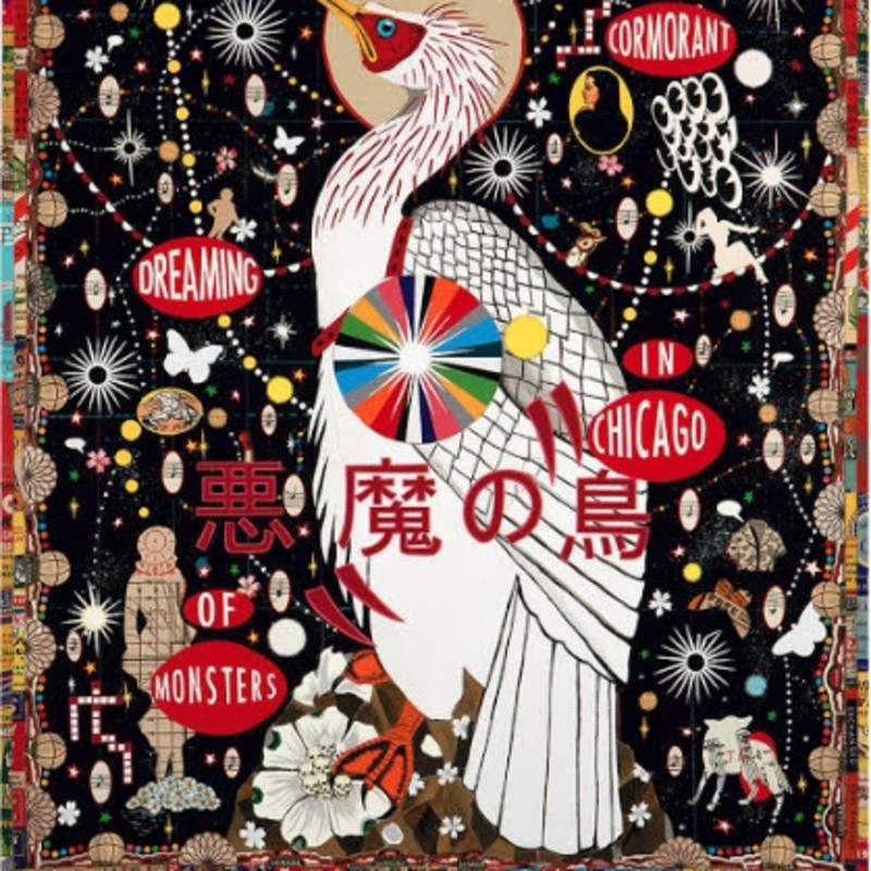 Tony Fitzpatrick, The First Radiant Songbird, 2016