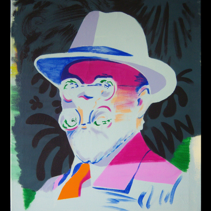 Darren Coffield, Matisse, 2016