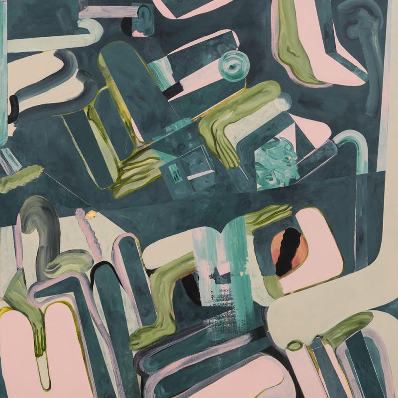 Tahnee Lonsdale, 'Phantom Limb', 2016