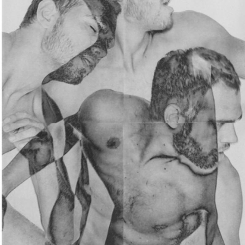 Rad Husak, Mirrored [XII], 2018