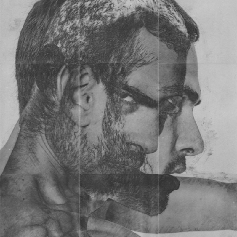 Rad Husak, Mirrored [IX], 2018