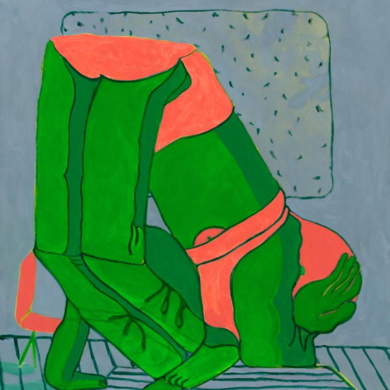 Tahnee Lonsdale, Downward Dispair, 2018