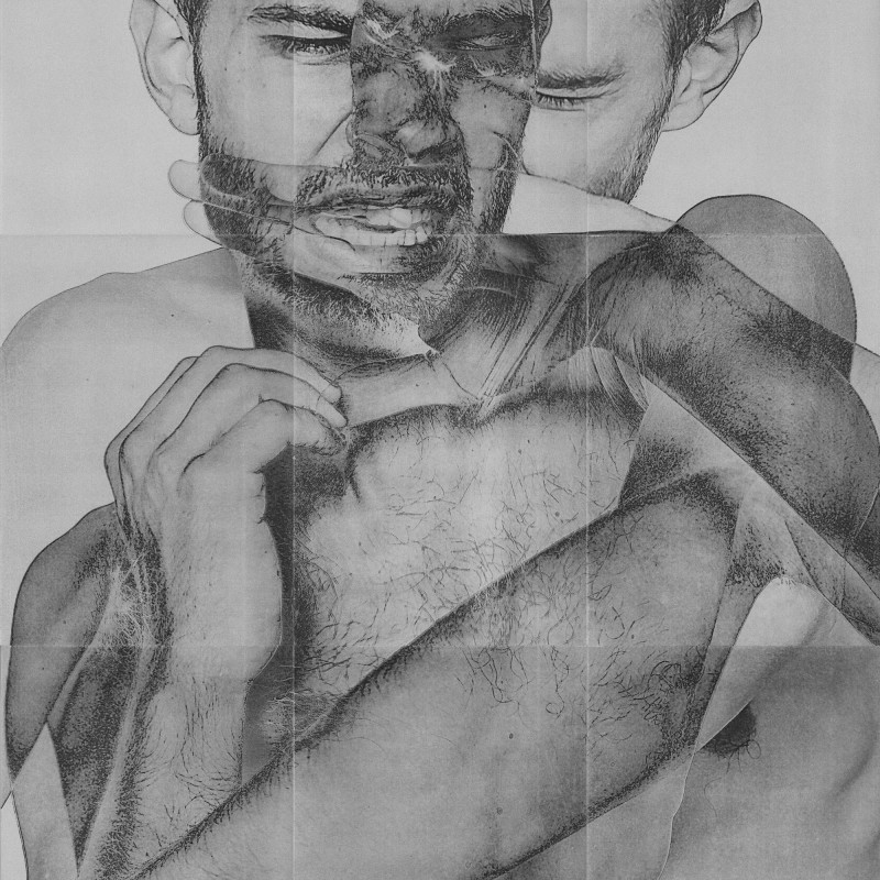 Rad Husak, Mirrored [VII/II], 2018