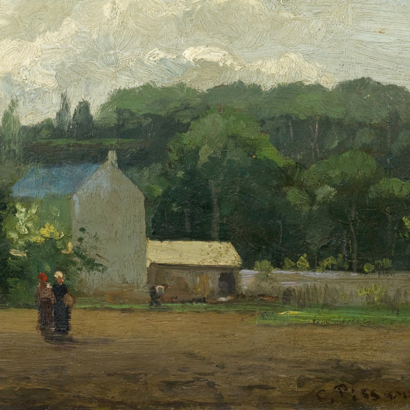 PAYSAGE À LA VARENNE-SAINT-HILAIRE