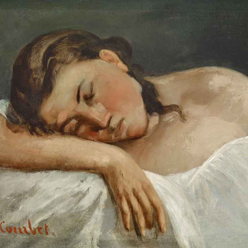 JEUNE FILLE DORMANT (YOUNG GIRL SLEEPING)