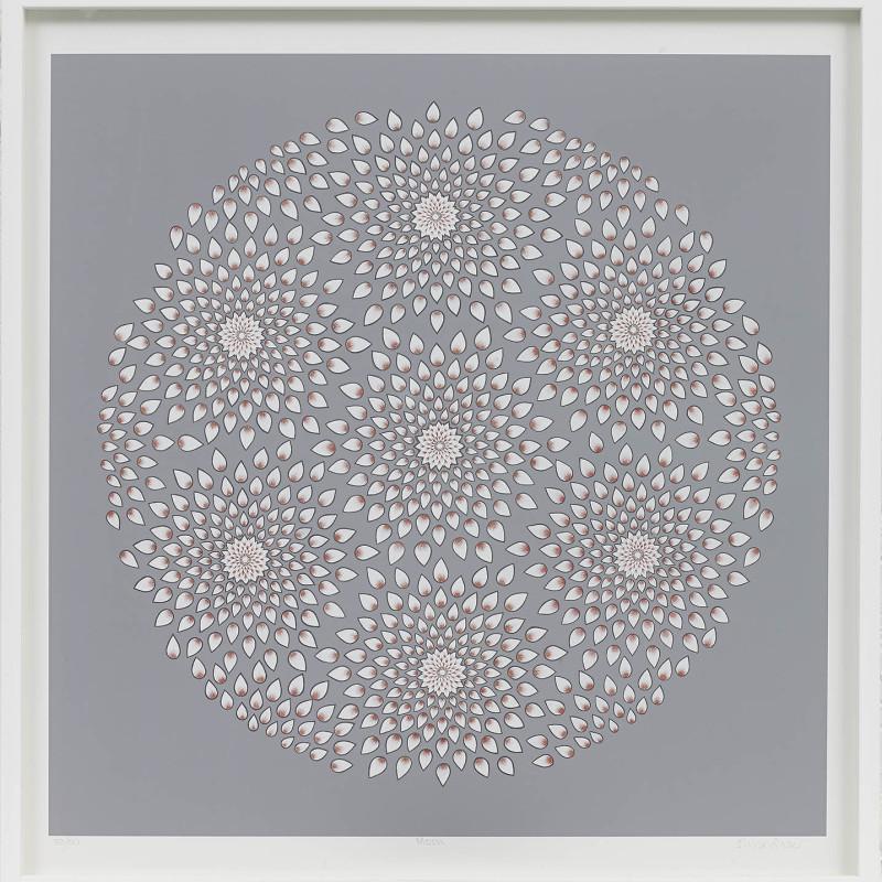 <span class=&#34;artist&#34;><strong>Olivia Fraser</strong></span>, <span class=&#34;title&#34;><em>Moon</em>, 2013</span>