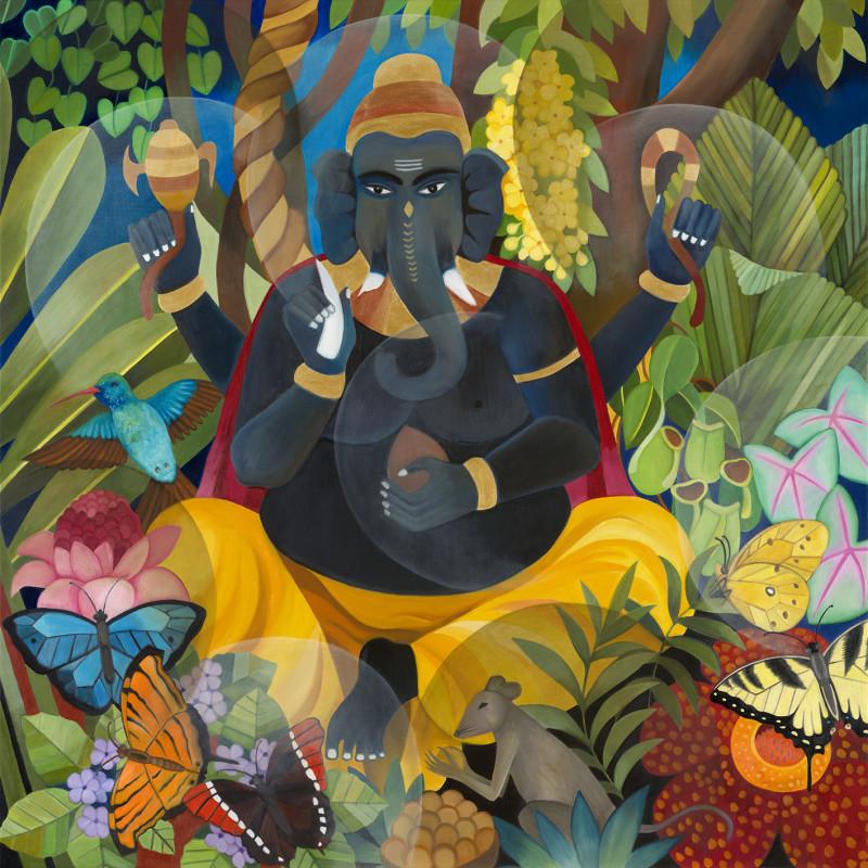 <span class=&#34;artist&#34;><strong>Senaka Senanayake</strong></span>, <span class=&#34;title&#34;><em>Ganesha</em>, 2015</span>