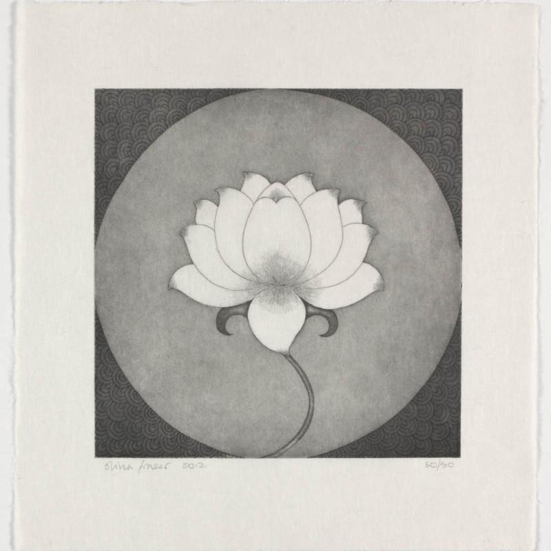 <span class=&#34;artist&#34;><strong>Olivia Fraser</strong></span>, <span class=&#34;title&#34;><em>Lotus</em>, 2012</span>