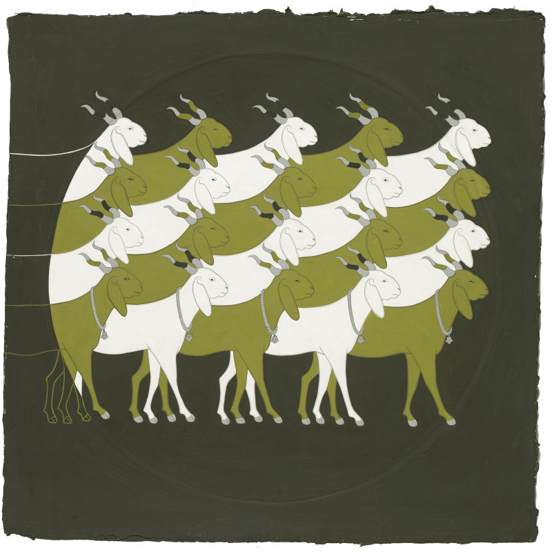 <span class=&#34;artist&#34;><strong>Olivia Fraser</strong></span>, <span class=&#34;title&#34;><em>Dawn</em>, 2012</span>