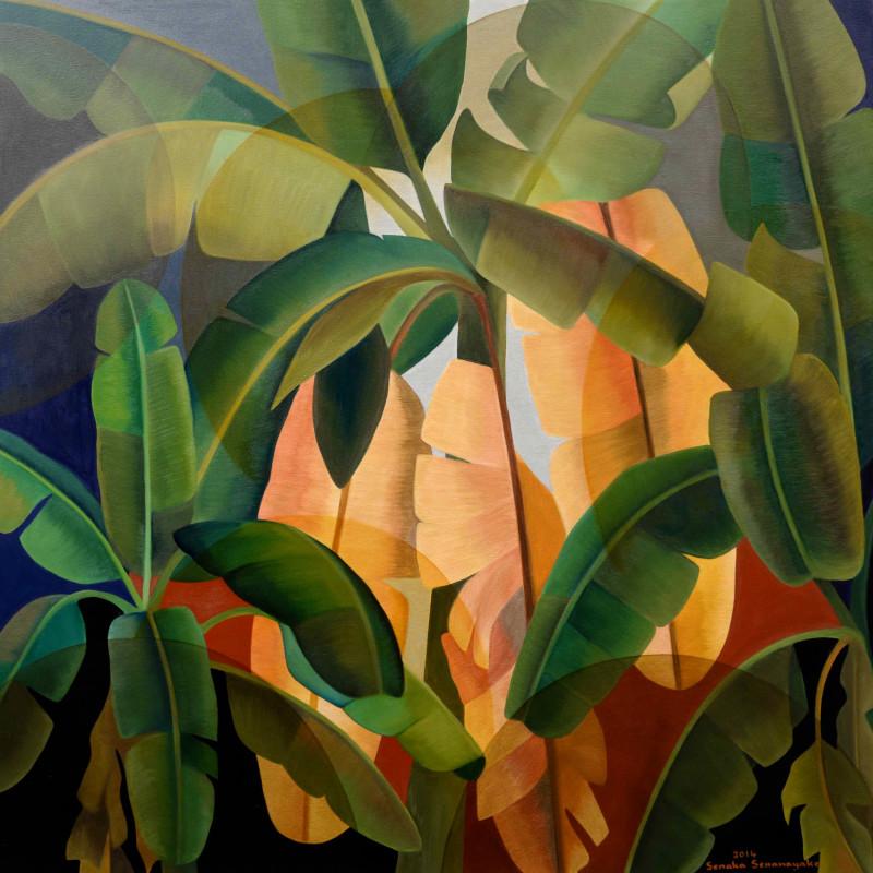 <span class=&#34;artist&#34;><strong>Senaka Senanayake</strong></span>, <span class=&#34;title&#34;><em>Banana Grove</em>, 2014</span>