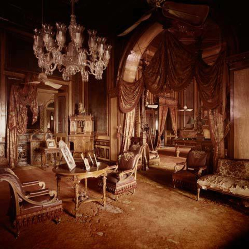 Derry Moore, Interior, Faluknuma Palace, Hyderabad