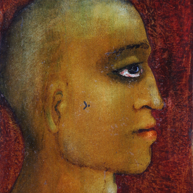 <span class=&#34;artist&#34;><strong>Anjolie Ela Menon</strong></span>, <span class=&#34;title&#34;><em>Namboodri</em>, 2013</span>