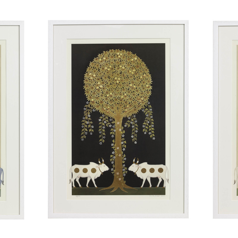 <span class=&#34;artist&#34;><strong>Olivia Fraser</strong></span>, <span class=&#34;title&#34;><em>Krishna I</em>, 2010</span>