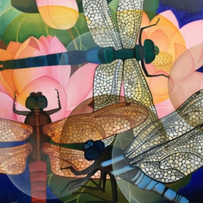<span class=&#34;artist&#34;><strong>Senaka Senanayake</strong></span>, <span class=&#34;title&#34;><em>Dragonflies</em>, 2015</span>