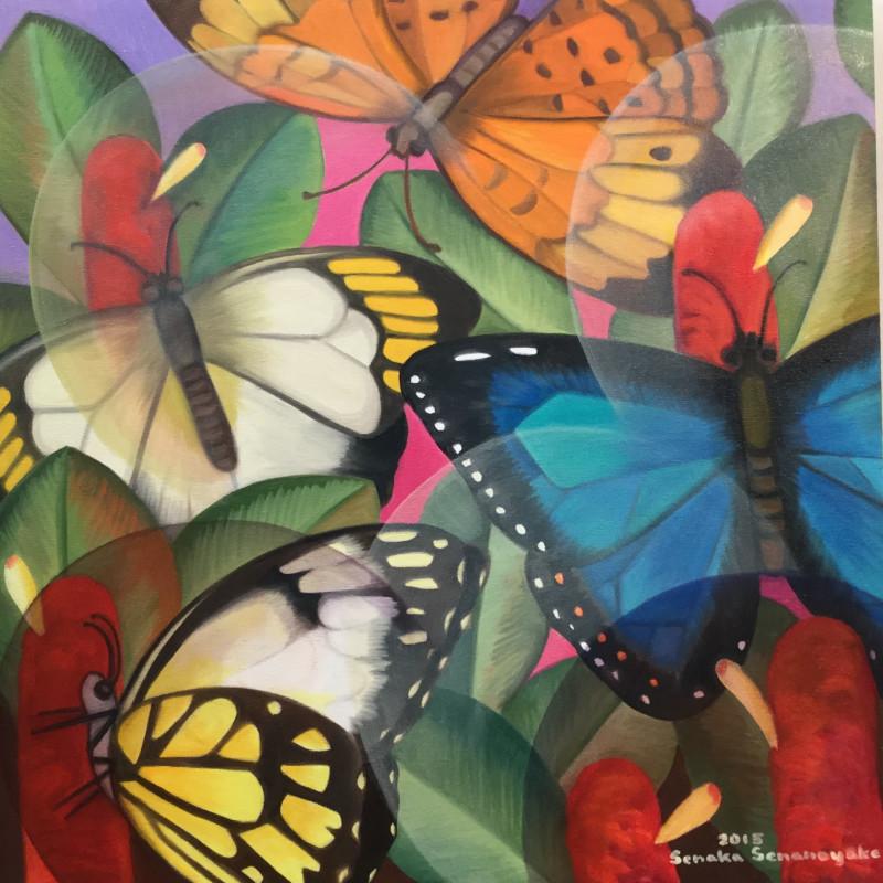 <span class=&#34;artist&#34;><strong>Senaka Senanayake</strong></span>, <span class=&#34;title&#34;><em>Butterflies</em>, 2015</span>