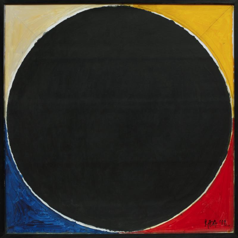 <span class=&#34;artist&#34;><strong>Sayed Haider Raza</strong></span>, <span class=&#34;title&#34;><em>Bindu</em>, 2012</span>