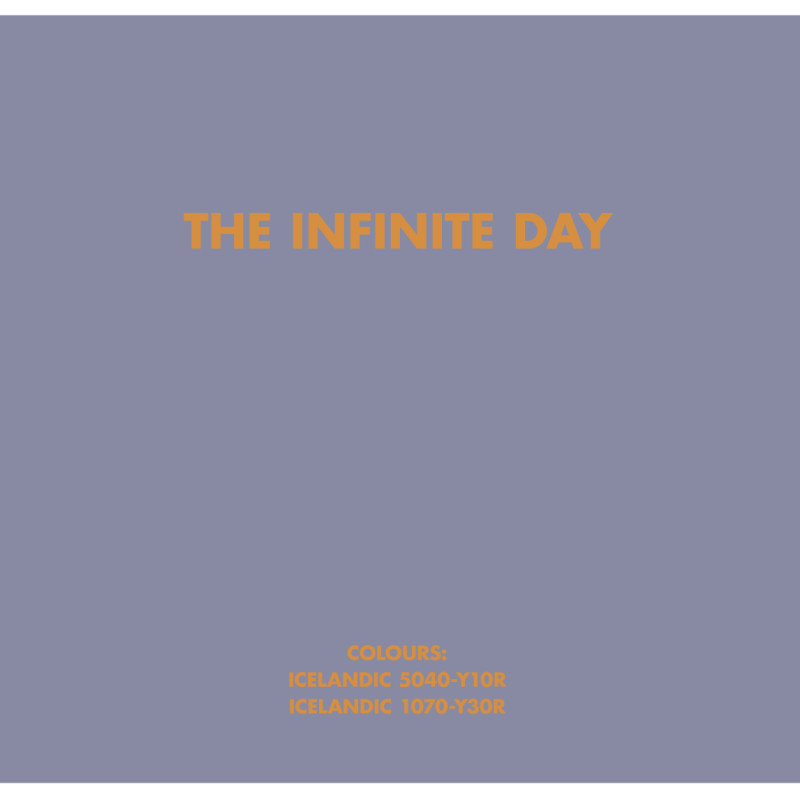 BIRGIR ANDRÉSSON, The Infinite Day / Endalaus dagurinn, 2005