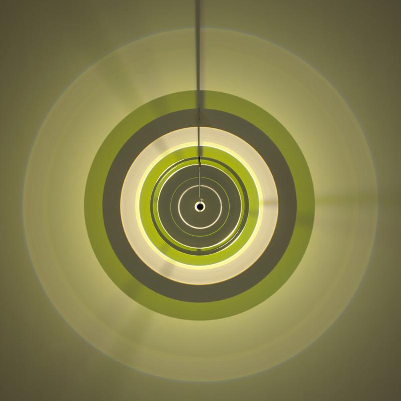 ÓLAFUR ELÍASSON - Circumstellar resonator, 2018