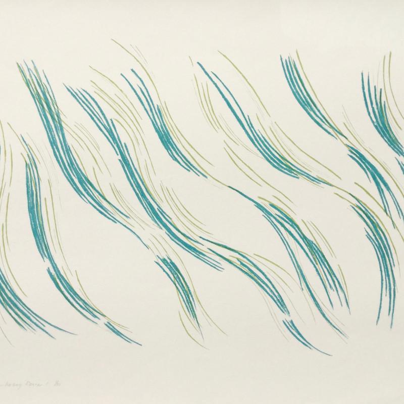 Kim Lim, Dunhuang Series I, 1988