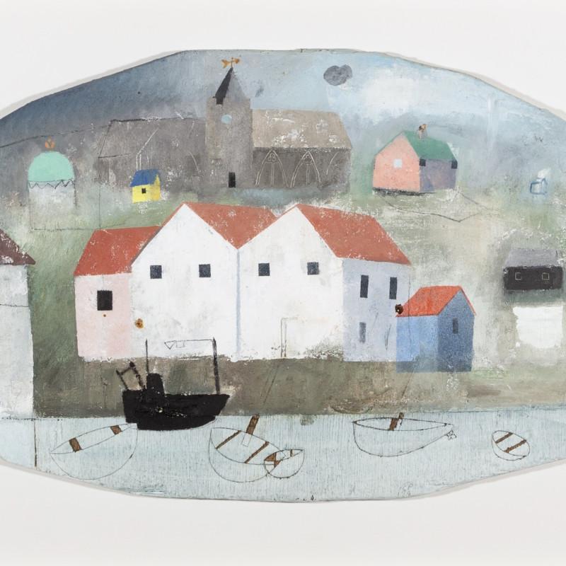 Keith Purser, Environs of Rye, 1994
