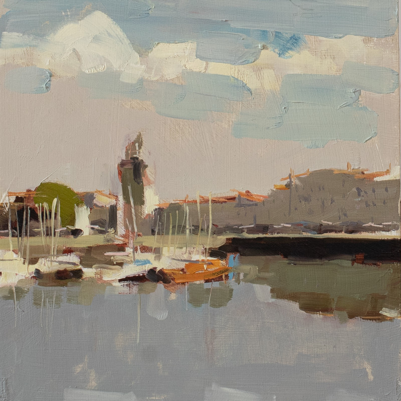 Stephen Palmer, La Rochelle II, 2019