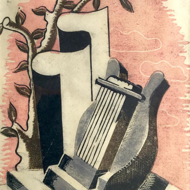 Ronald Grierson, Lyre, 1932