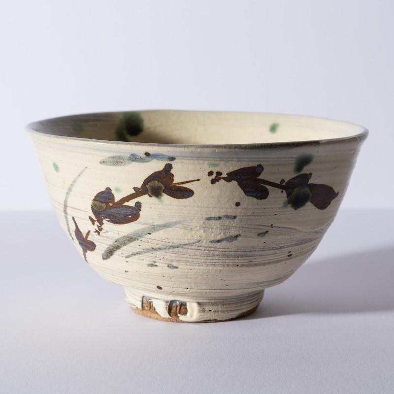 Jim Malone, Bowl with rushes