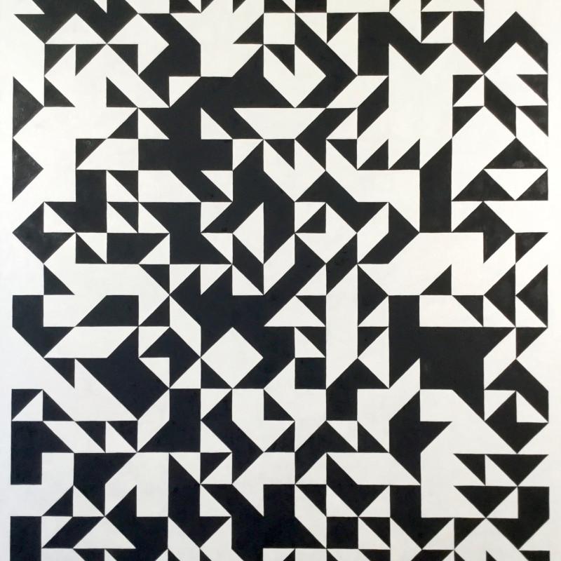 Jon Probert, Untitled (Black and White)