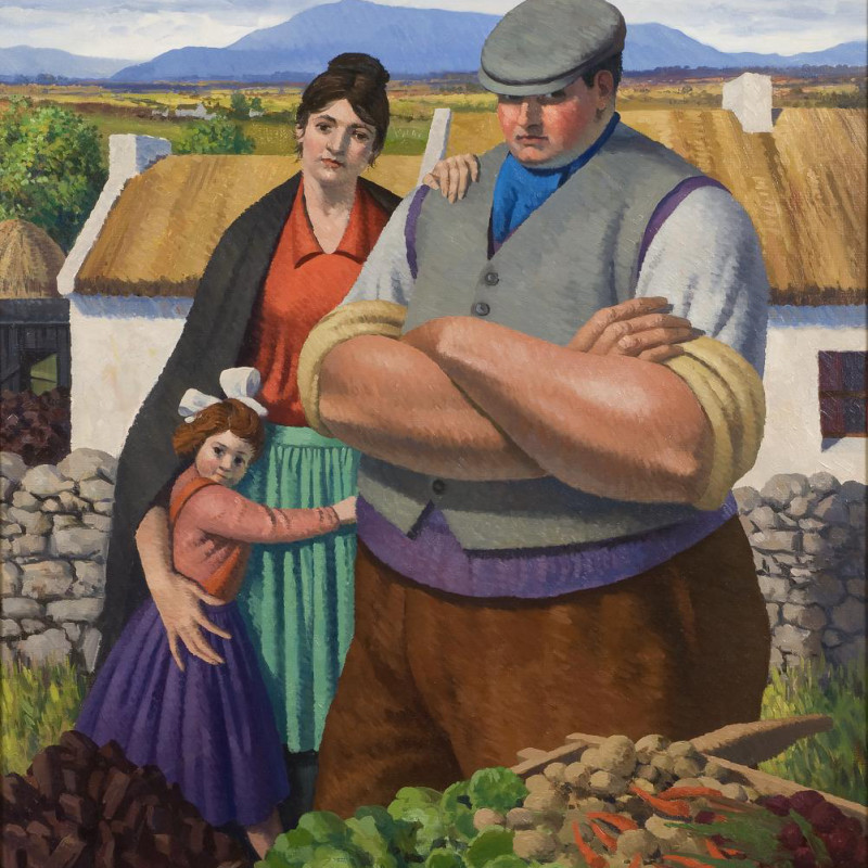 John Turner - The Donegal family