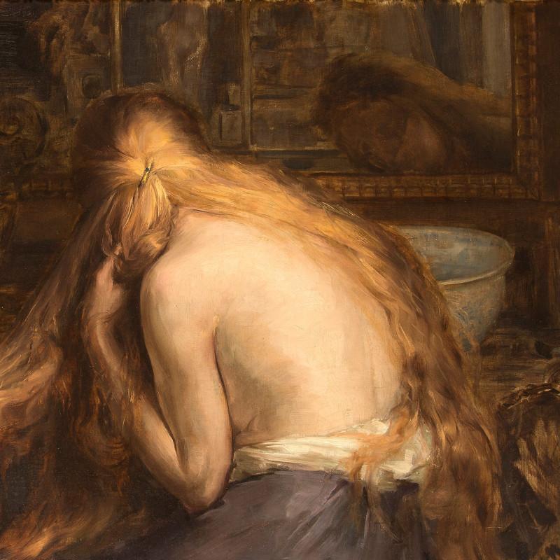 Auguste Leveque - Hymne a la femme