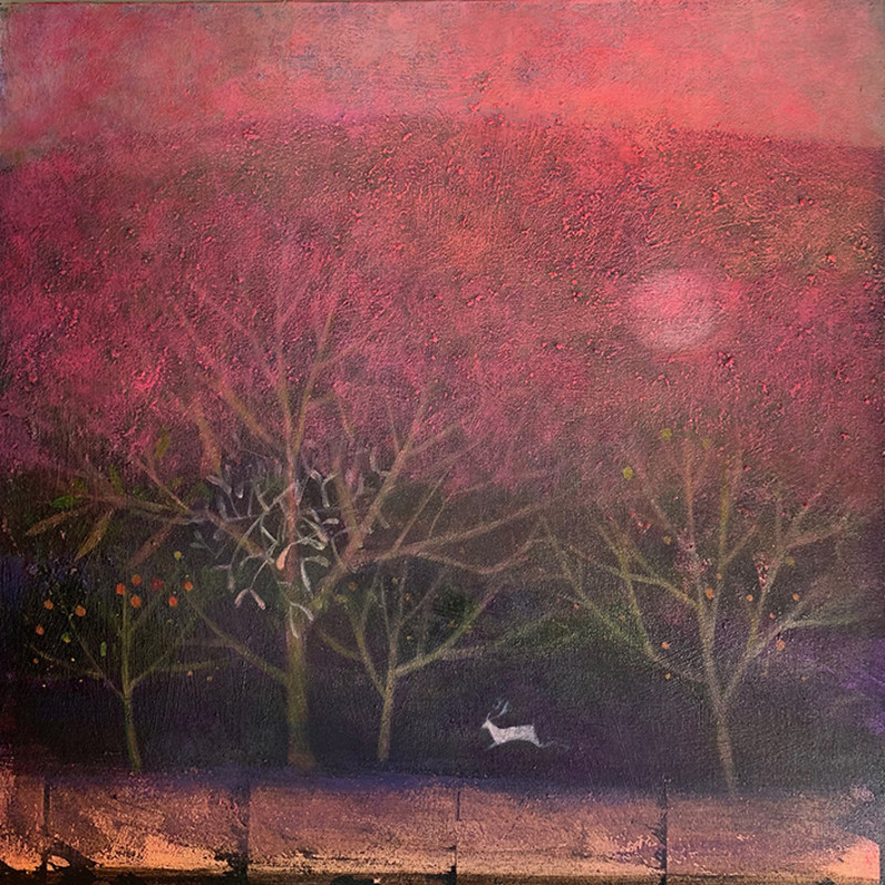 Catherine Hyde - The russet night