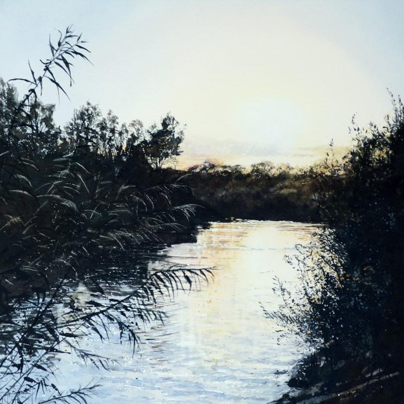 Deborah Walker RI RSMA - Hush of evening