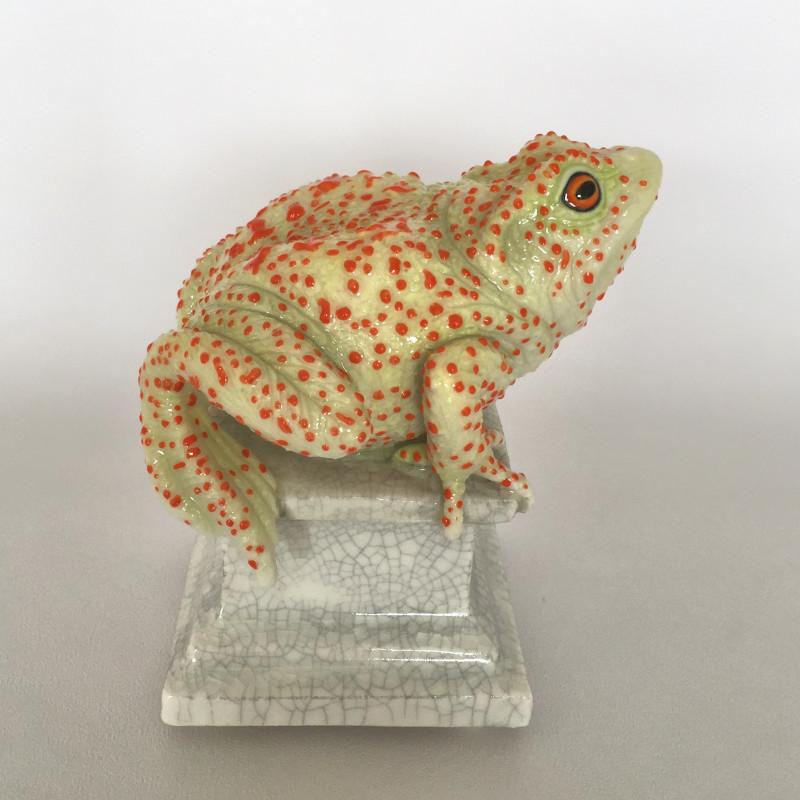 Marion Stewart - Toad