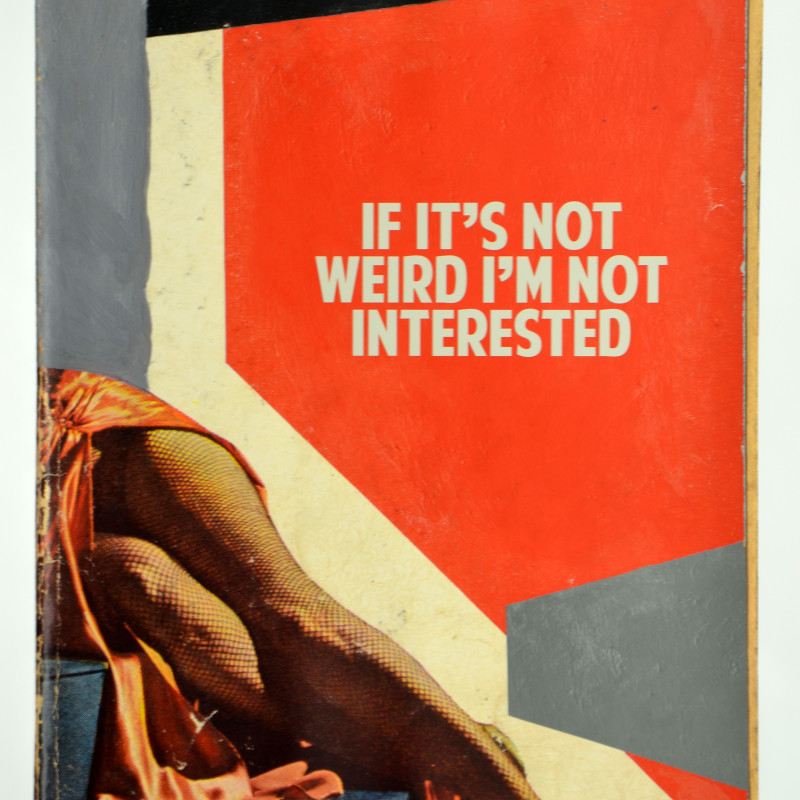 The Connor Brothers - If It`s not weird I`m not interested