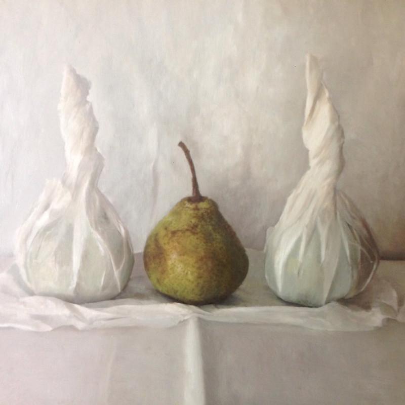 Kate Verrion - Three Pears